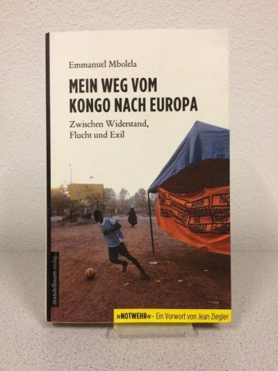 Lecture/témoignage avec Emmanuel Mbolela