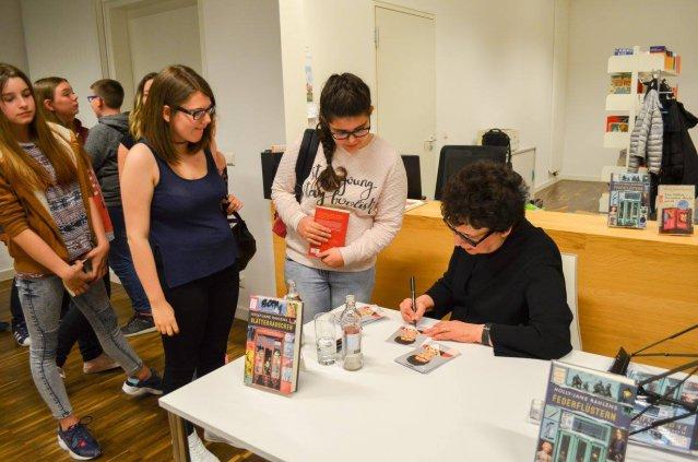 Liesnuecht – Journées du Livre et du Droit d'Auteur 2019