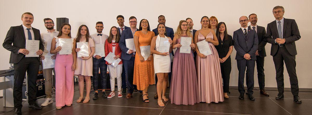 Remise des diplômes au Lycée Bel-Val